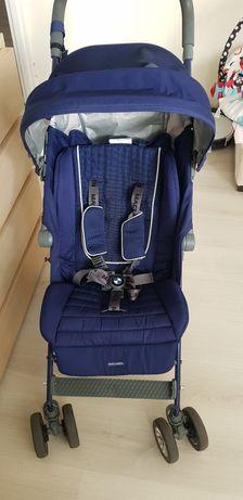 Wózek Maclaren BMW Buggy Medieval Blue spacerowy