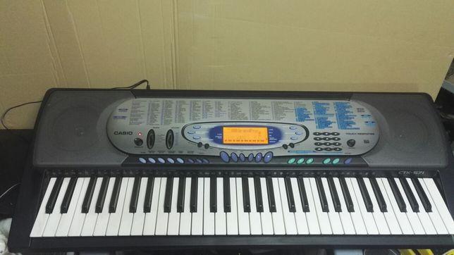Keyboard organy Casio CTK-571