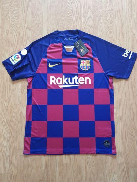 Najnowsza koszulka NIKE FC Barcelona 19/20 M L XL