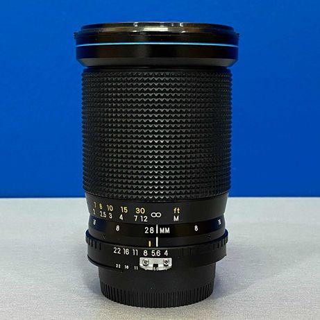 Carl Zeiss Jena 28-135mm f/4-5.4 MC Macro (Nikon Ai-S)