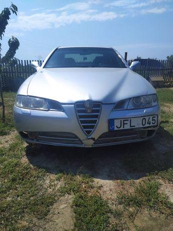 Срочно Alfa Romeo 166