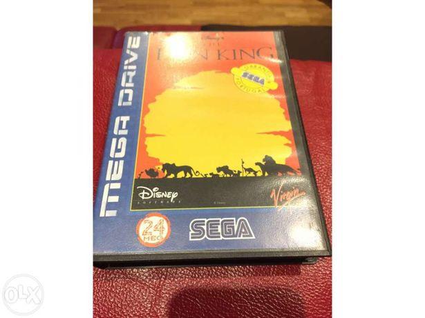 The Lion King Mega Drive