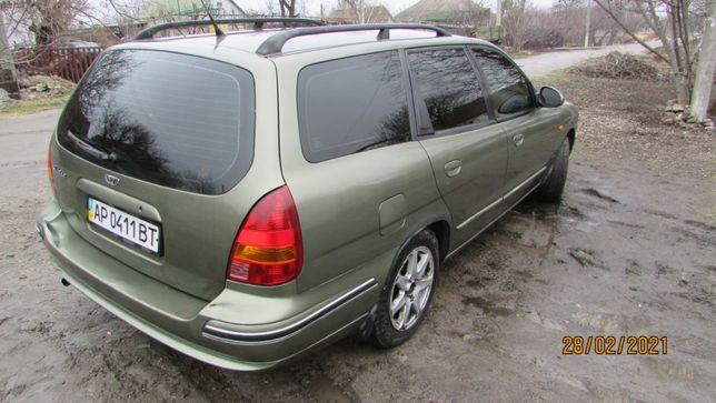 Daewoo Нубира универсал 2003г. обмен.