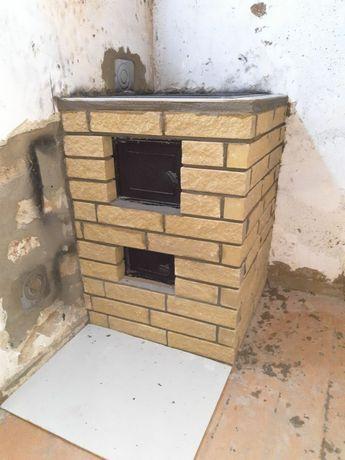 Ремонт и восстановление печей, груб, каминов