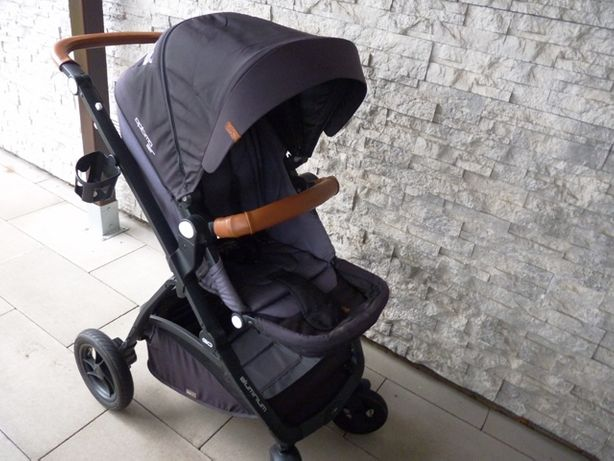 Wózek EasyGo Optimo Aluminium Roczny