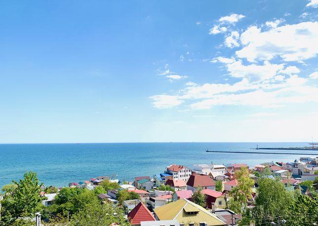 Сдам дом, пол дома, номера с видом на море,5 мин до пляжа.Совиньон 3