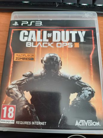 Call of duty black ops 3 na konsolę ps3