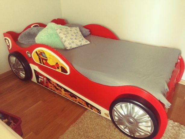 Łóżko dziecięce samochód Monza