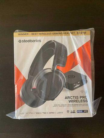 Steelseries Arctis Pro Wireless [NOWE]
