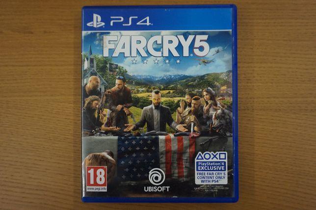 Gra FarCry 5 PS4