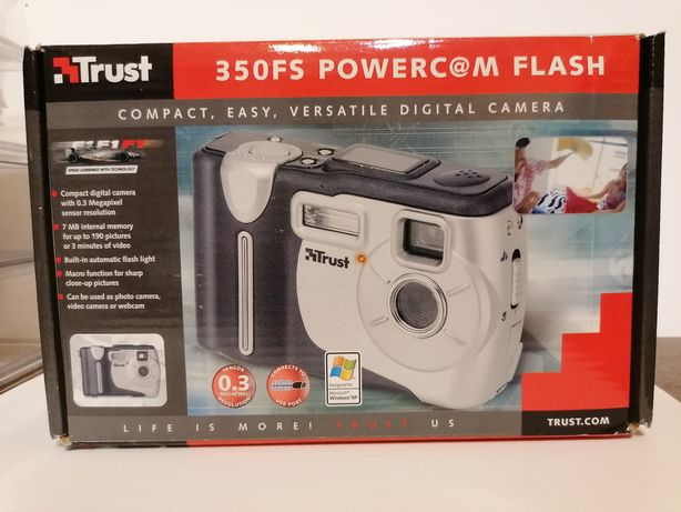 Cyfrowy aparat fotograficzny-kamera internetowa