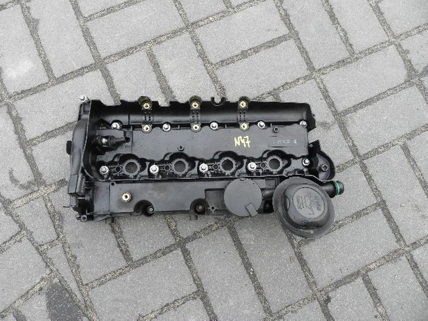BMW E90 E87 E60 N47 177KM 143KM pokrywa zaworów