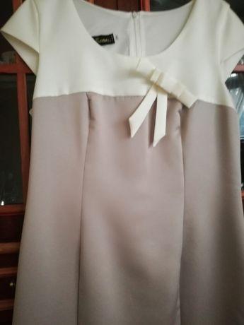 Elegancka sukienka w rozm.44