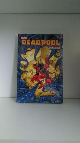 Komiks Marvel - Deadpool Classic tom 4