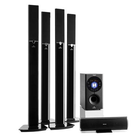 Kino domowe Areal 653 System audio 5.1 Auna Germany
