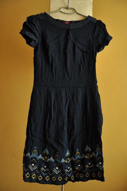 Sukienka Monsoon Rozmiar 40 z haftem