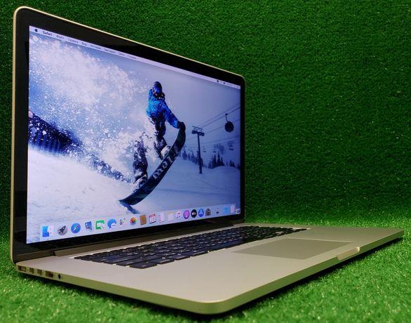КРЕДИТ 0%! Ноутбук MacBook Pro 15'' MD831 2012 i7/16GB/512GB/GT 650M