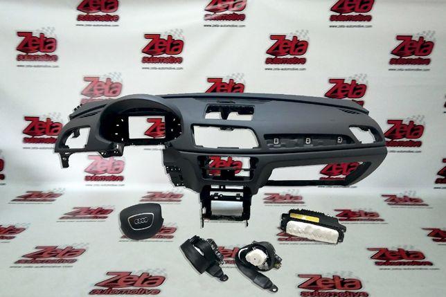 Audi Q3 airbags