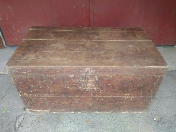 Скриня Сундук з дерева