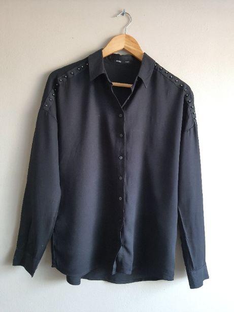 Czarna koszula sinsay jak nowa