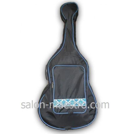 Привлекательный Зимний Чехол Для Гитары с Орнаментом