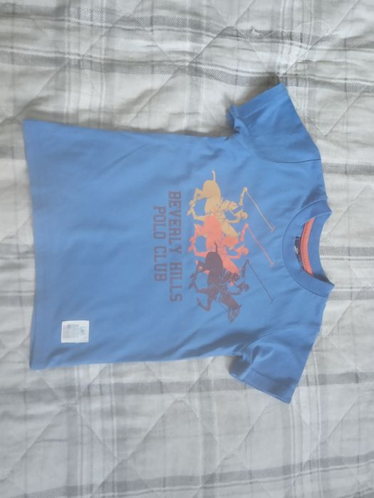 T-shirt Polo Club, 104/110 Warszawa - image 1