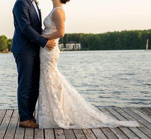 Suknia ślubna Morilee 8173