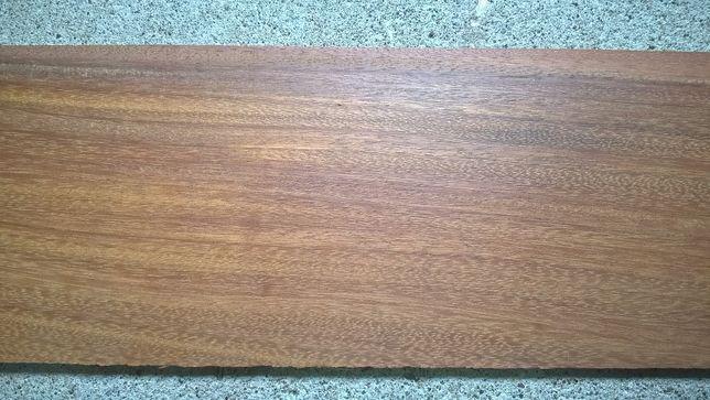 Obłogi drewna egzotycznego OKAN , bardzo twarde, suche, 6 mm