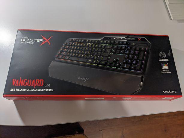 Клавиатура Игровая Creative Sound blaster Pro-Gaming K08