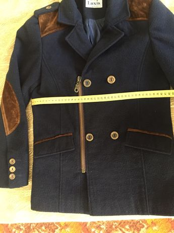 Пальто напівпальто куртка деми