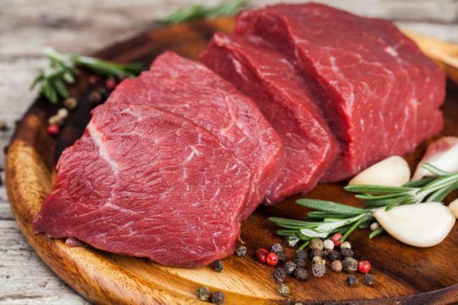 Świeże ekologiczne mięso wołowe - wołowina. Dostawa gratis