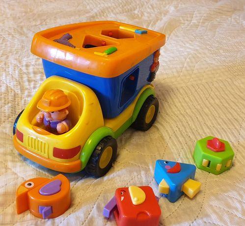 Детская музыкальная машина