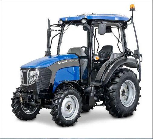 Foton Lovol M504 ciągnik roliczy komunalny dofinansowanie PROW.
