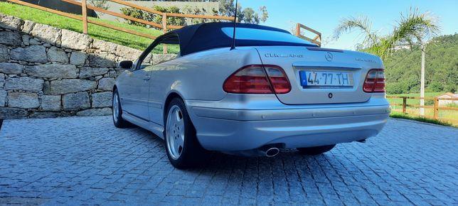 CLK 200 cabrio AMG