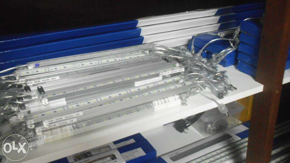 Barras led especificas para aquario 32cm