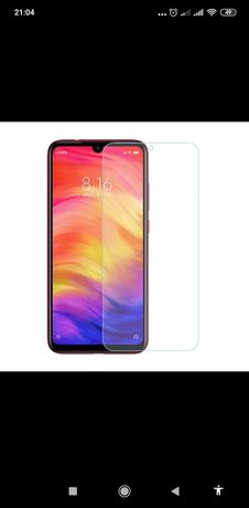 Закалённое стекло для Xiaomi Redmi 7