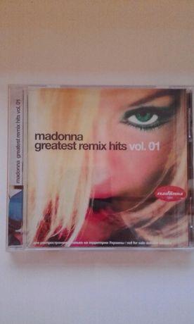 CD MADONNA Лицензионный диск