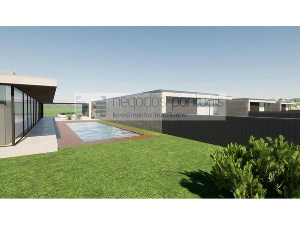 Moradias Térreas T3 arquitetura moderna