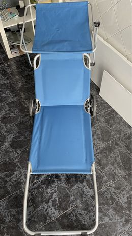 Cadeira de praia lidl