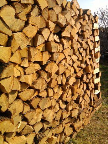 Drewno opalowe kominkowe Jesion Jawor Buk Dąb