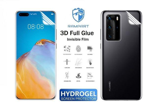 Гидрогель Huawei P Smart Z S Pro 2021 2020 Plus Y5p Y7 Y6s Y6 Y5 2019