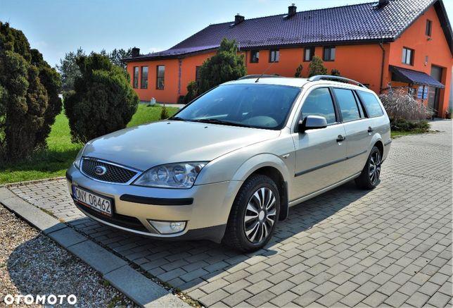 Ford Mondeo 1.8 Benzyna + Lpg 125 Km, Pl Salon, Do Poprawek