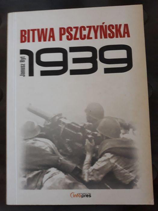 Bitwa pszczyńska 1939. Janusz Ryt. Unikat najtaniej Żary - image 1