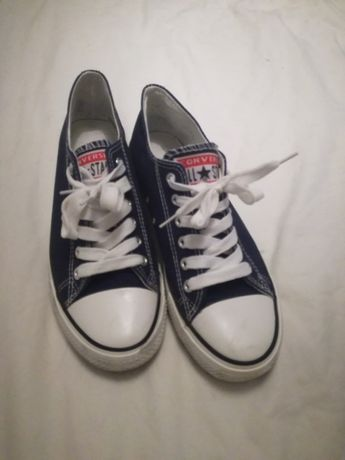All Star azuis 42