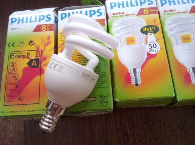 żarówka - świetlówka energooszczędna nowa