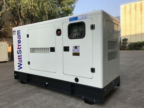 Дизель-генератор 55 кВт в защитном кожухе