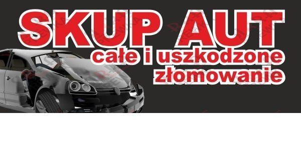 Skup Aut Niesprawne-Rozbite-Złomowanie !!!