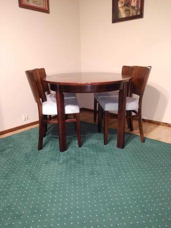 Stół owalny- rozkładany na 6-8 osób