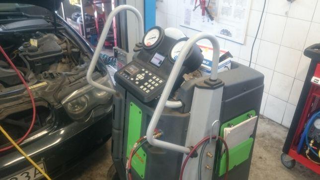 Nabijanie klimatyzacji max 150pln każde auto bez limitu R-134A Marki