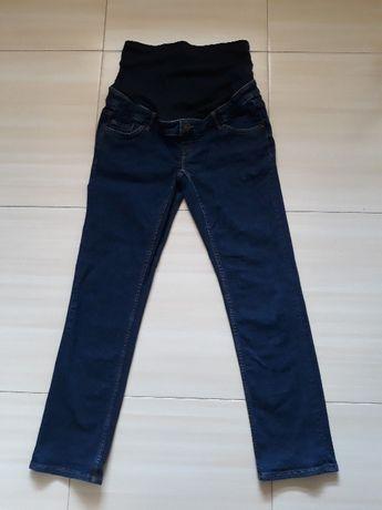 Spodnie jeansy ciążowe C&A rozm. 38